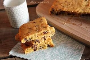 Carrés au butternut & pépites de chocolat (3)