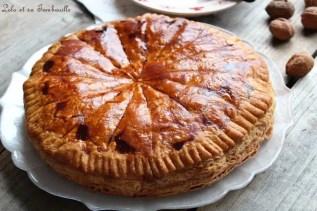 Galette des rois aux noix & écorces d'oranges (4)
