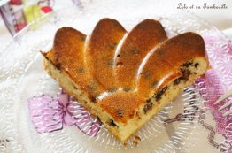 Moelleux au chocolat blanc & philadelphia (4)