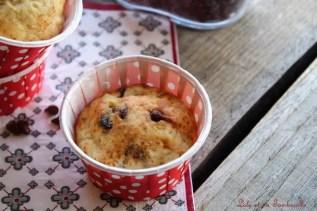 Muffins aux bananes & pépites de chocolat {allégés} (8)