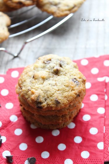 Chocolate chips cookies {l'ultime recette} (1)