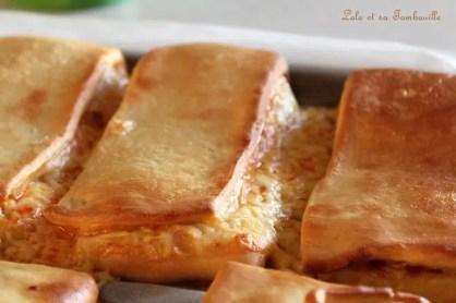 Lanches au chorizo & tomme (1)