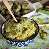 Pesto de pistache & coriandre (5)