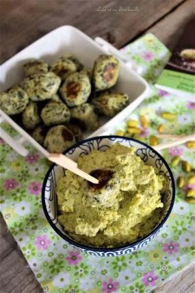 Pesto de pistache & coriandre (6)