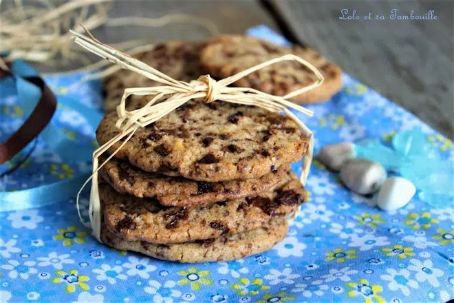 Cookies de Cyril Lignac