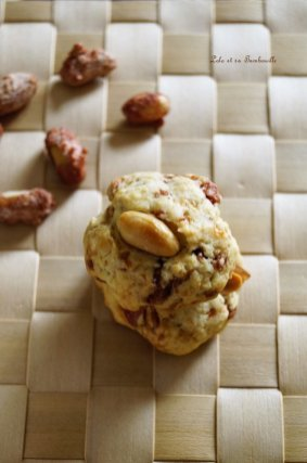 Cookies aux cacahuètes caramélisées {chouchous} 2(1)