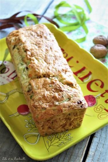 Cake aux courgettes & noix 2(8)