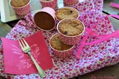 Muffins aux fruits rouges (2)