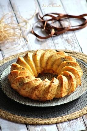 Cake aux carottes & magret de canard séché (2)