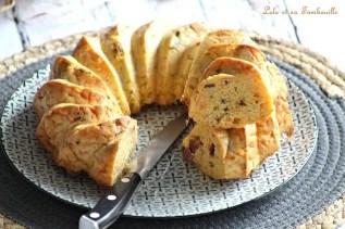 Cake aux carottes & magret de canard séché (3)