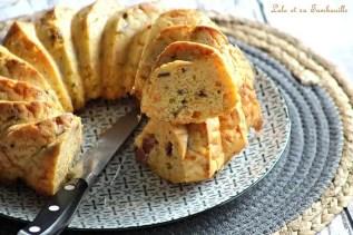Cake aux carottes & magret de canard séché (4)