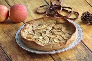 Clafoutis pommes & lait de noisettes (2)