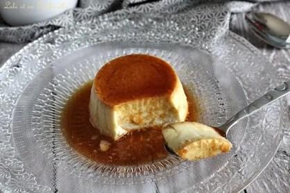 Crèmes renversées au lait de coco (7)