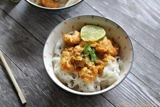 Crevettes au lait de coco (1)