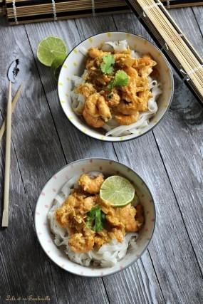 Crevettes au lait de coco (4)