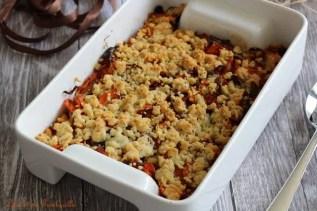 Crumble aux carottes (2)