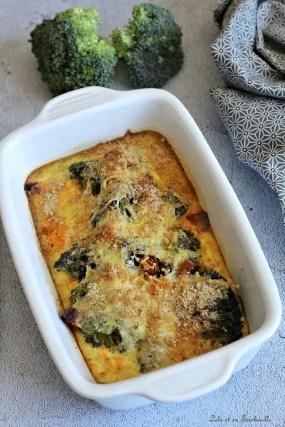 Flan de brocolis & chorizo (5)
