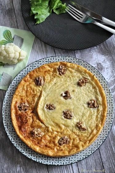 Gâteau de chou-fleur & parmesan (3)