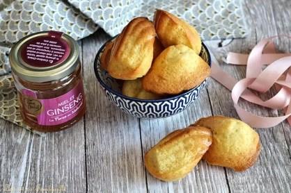 Madeleines au miel (2)