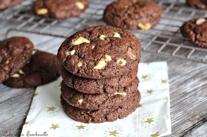 Cookies tout chocolat (3)