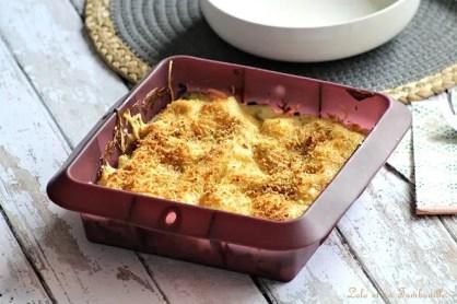 Lasagnes aux épinards & saumon (2)