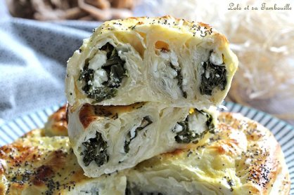 Borek aux blettes & feta (1)