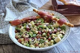 Salade de fèves au jambon de Bayonne (2)