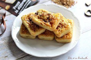 Cakes aux pommes & crème fraîche (6)