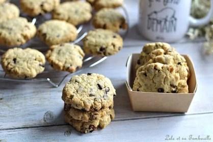 Cookies aux jaunes d'oeufs (2)