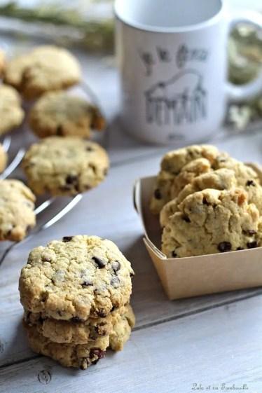 Cookies aux jaunes d'oeufs (5)