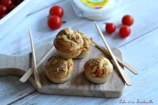 Muffins aux tomates cerises (2)
