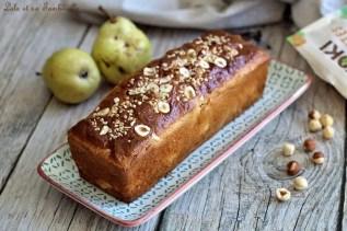 Cake aux poires & noisettes (2)