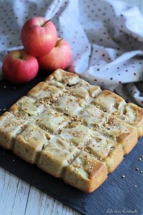 Moelleux pommes aux amandes & noisettes (3)