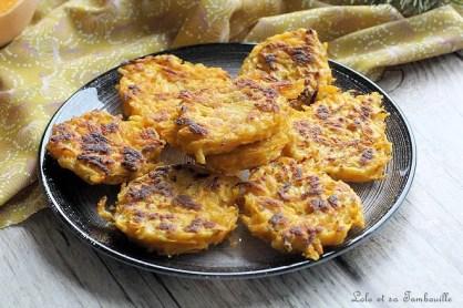 Paillassons de butternut & épices cajun (6)