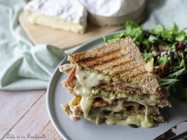 Croques Monsieur au camembert (4)