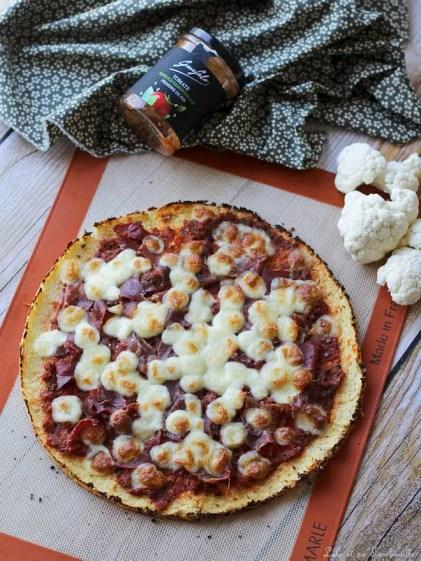 Pizza de chou-fleur (2)