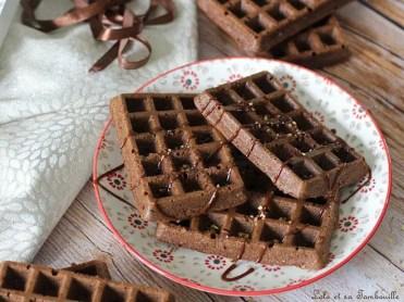 Gaufres au chocolat (4)