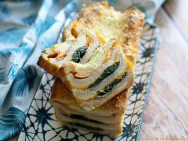 Croque cake jambon & fromage (6)