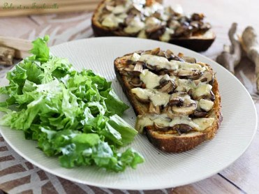 Bruxchettas aux champignons (4)