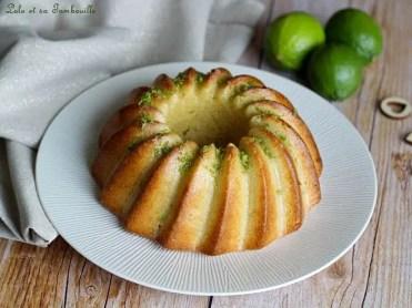 Bundt cake au citron vert (2)