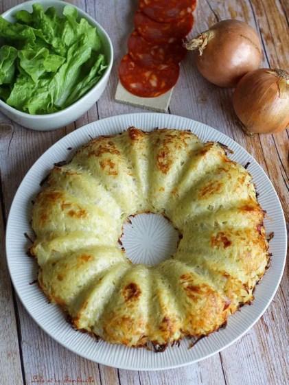 Gâteau de pommes de terre & chorizo 1(9)