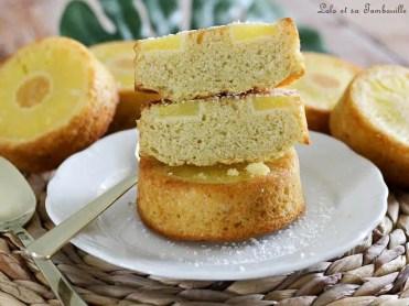 Gâteaux renversé à l'ananas (1)