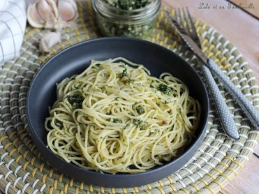 Pesto fanes de carottes (2)