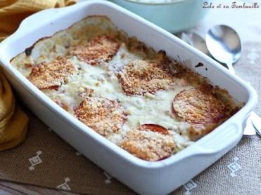 Gratin de cabillaud aux tomates & chorizo (2)
