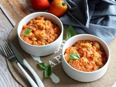 One pot gnocchis aux légumes (5)