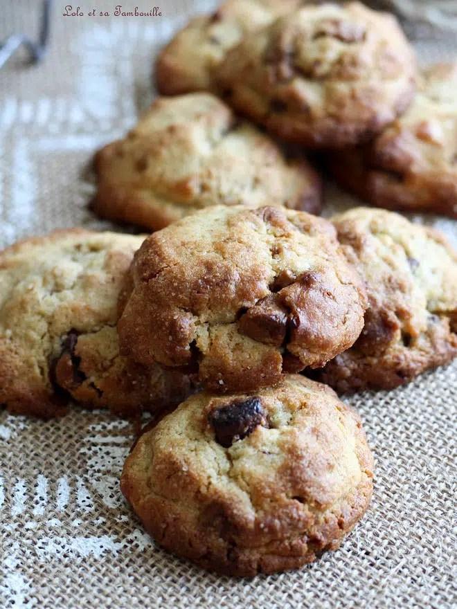 cookies faciles avec de la pralinoise