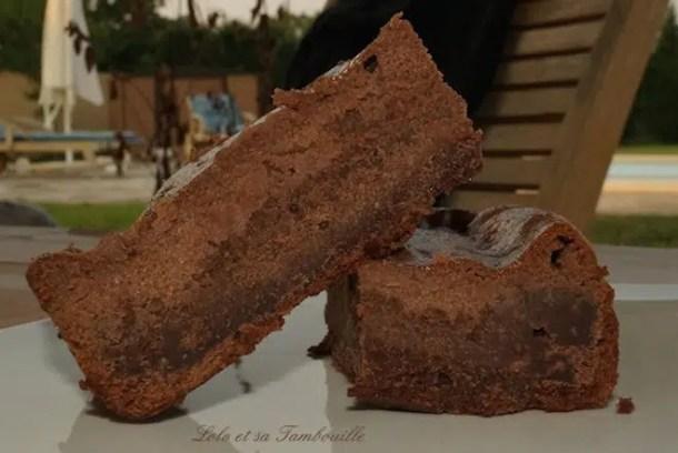 Brownie cheesecake au philadelphia milka