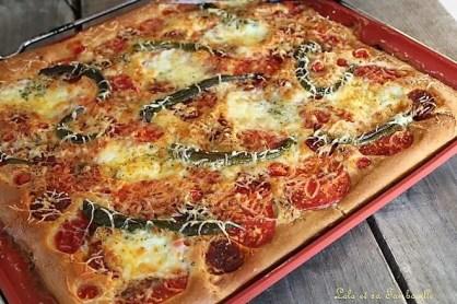 Pâte à pizza liquide (2)