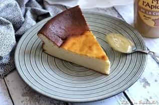 Gâteau au fromage blanc comme un Saint Amour (4)