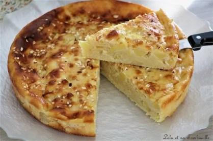 Gâteau allégé aux pommes (3)